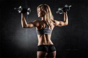 come avere braccia muscolose