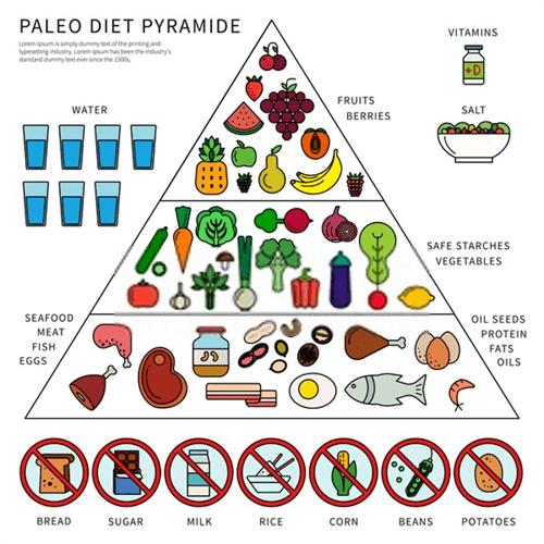 piramide paleo